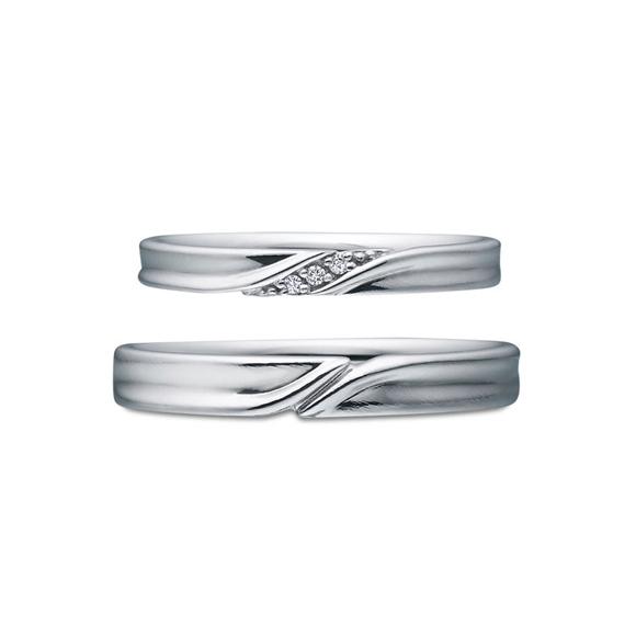 イサロイの結婚指輪「Agate アゲート」