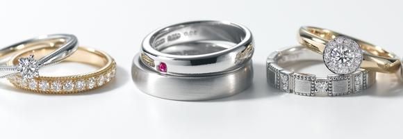 イイサロイ結婚指輪一覧